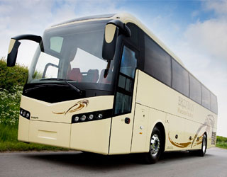 Buses and Coaches Rental in Amritsar