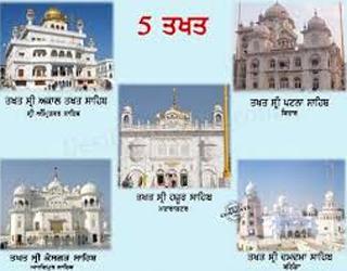 5 Takhat Yatra From Delhi